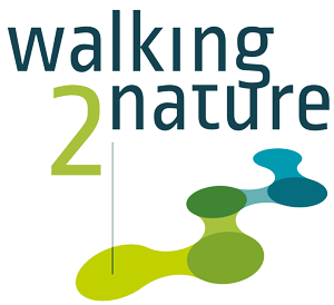 walking2nature - Logo