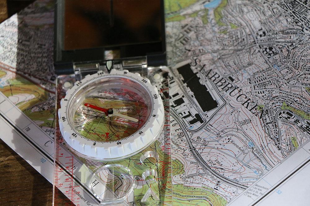walking2nature - Kompass